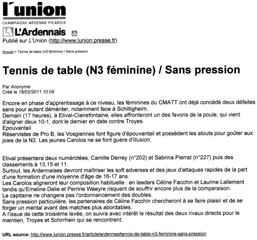 data/2010/multimedia/presse/02/Nationale 3 Féminines - Sans pression.jpg