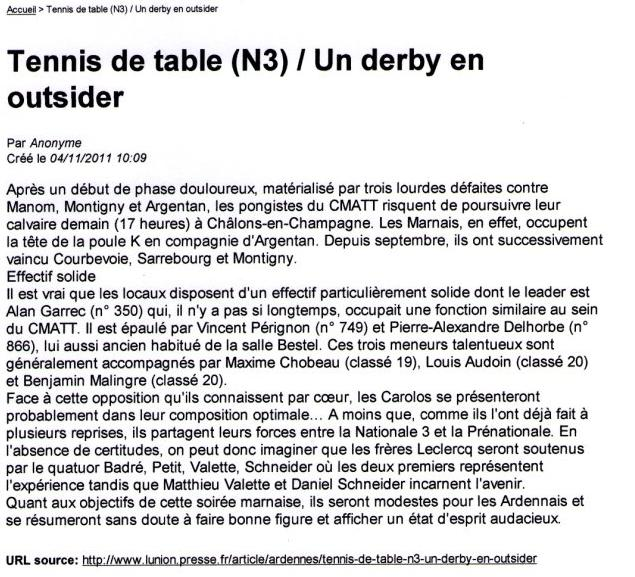 data/2011/multimedia/presse/11/Nationale 3 - Un derby en outsider.jpg